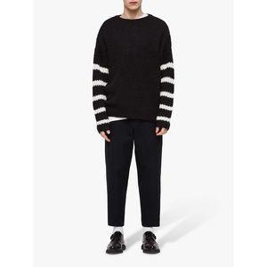 ALLSAINTS Eldon Crew Neck Pullover Size Large